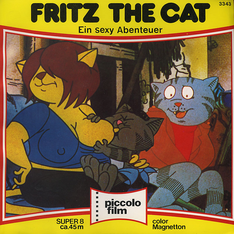 Download the life and death of fritz the cat robert crumb [full d….