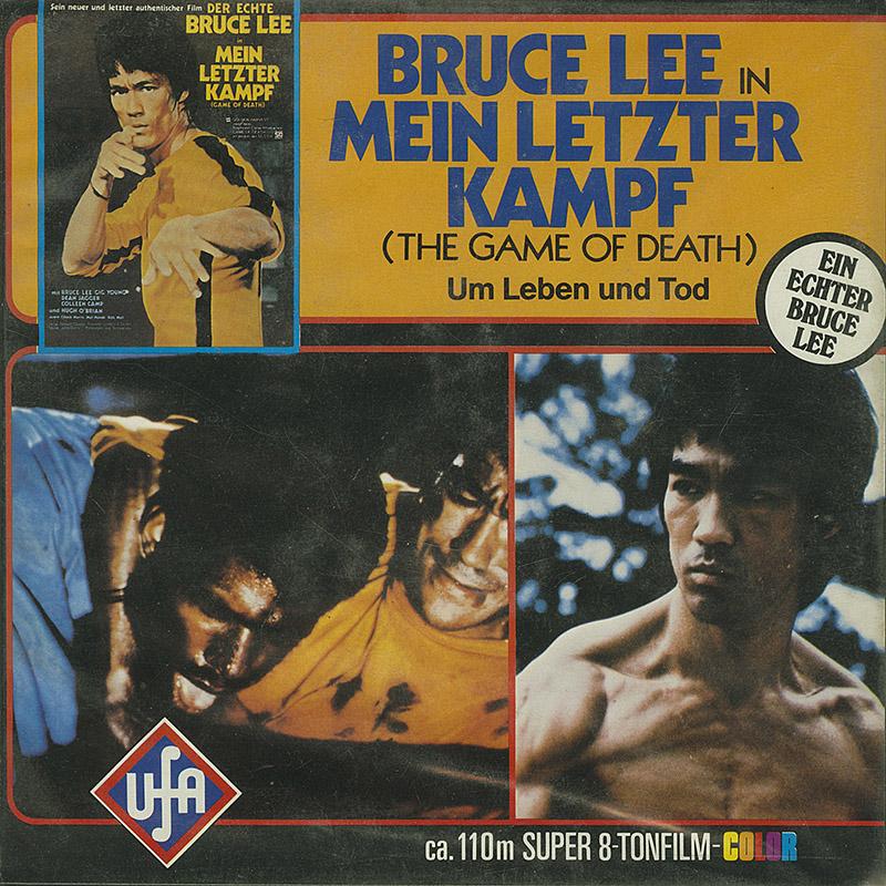 Bruce Lee – Mein Letzter Kampf