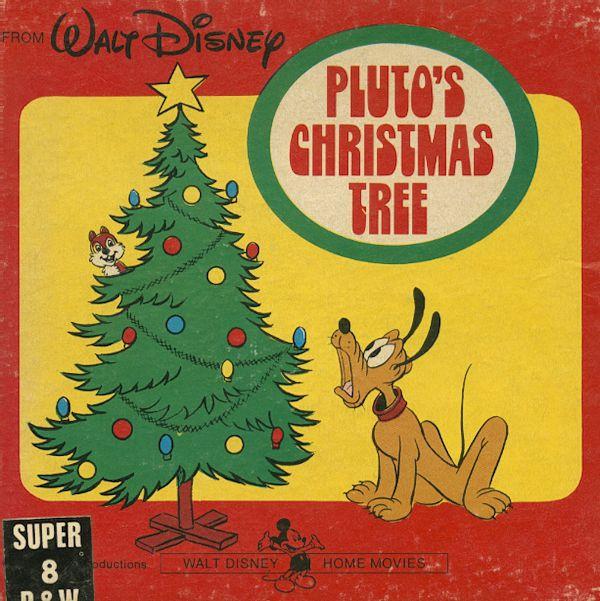 Plutos Christmas Tree.Pluto S Christmas Tree Mickey Mouse Pluto