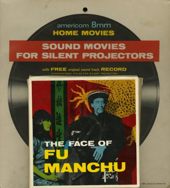 Horror Movie Sounds Instrument Movie Online With Subtitles: The Face Of Fu ManchuSOUND ON DISC