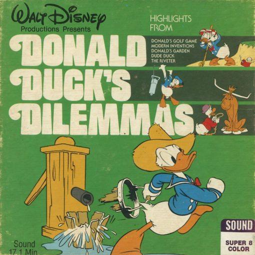 Donald Duck's Dilemmas
