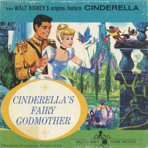 Cinderella's Fairy Godmother super 8