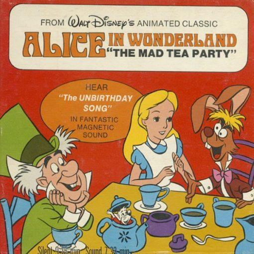 The Mad Tea Party super 8mm