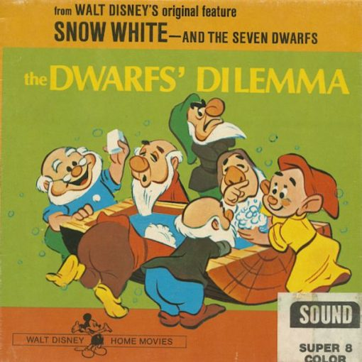 The Dwarfs' Dilemma super 8mm