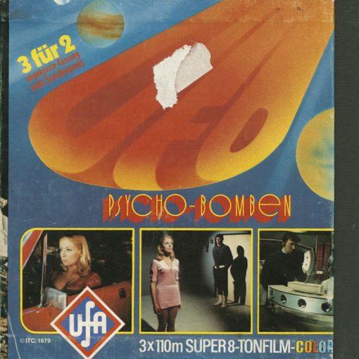 UFo: Psychobomben, super 8mm