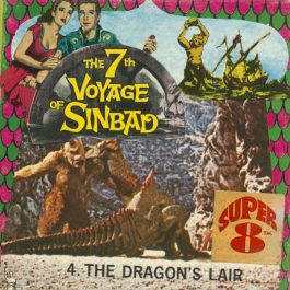 7th Voyage of Sinbad – The Dragon's Lair, super 8mm