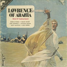Lawrence of Arabia, super 8mm