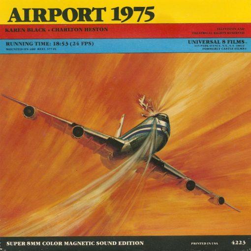 Airport 1975, super 8mm