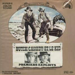 Butch and Sundance: The Early Days super 8