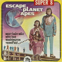 Escape from the Planet of the Apes super 8