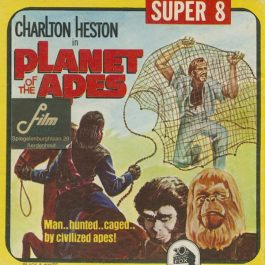 Planet of the Apes super 8
