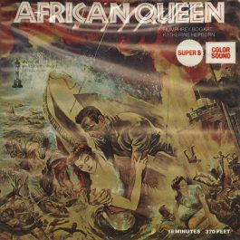 The African Queen super 8
