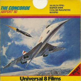Airport '80: The Concorde super 8