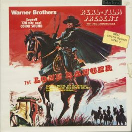 The Lone Ranger super 8