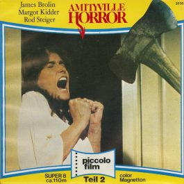 The Amityville Horror super 8