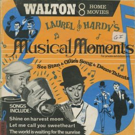 Laurel & Hardy's Musical Moments super 8