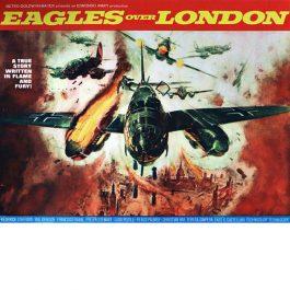 Eagles over London - super 8mm film